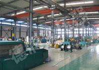 亳州s11油浸式变压器生产线